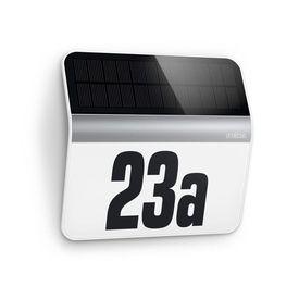 401618 Steinel LH-N Număr de Casă Lumină LED Solară Oțel inoxidabil