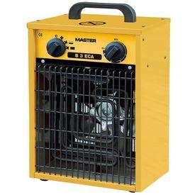 Radiator electric cu ventilator Master B3ECA 288 m³/h