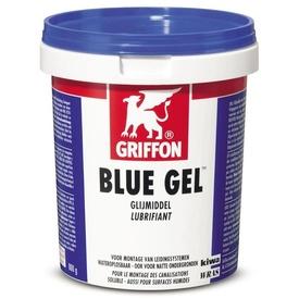 GRIFFON Blue Gel, gel pt mont. tevilor PVC 800g
