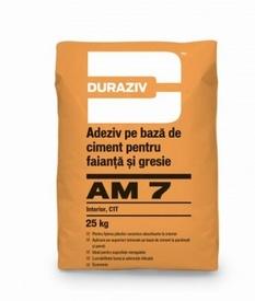 Adeziv pentru gresie și faianță, pentru interior - 25 kg