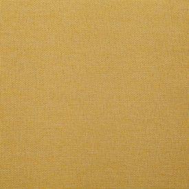 Bancă cu compartiment de depozitare, galben, 116 cm, poliester
