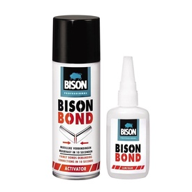 BISON BOND set 50g+200ml