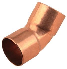 Cot Nr 2 Int-Int 45 Cupru 22mm - 667125