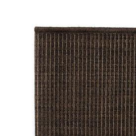 Covor aspect sisal de interior/exterior 140x200 cm Maro