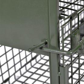 Cușcă capcană cu 1 ușă