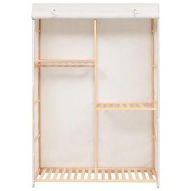 Dulap de haine cu 3 rafturi, 110 x 40 x 170 cm