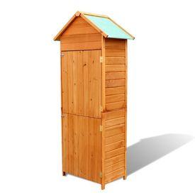 Dulap din lemn pentru grădină