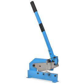 Foarfecă cu pârghie pentru metal, 300 mm, Albastru