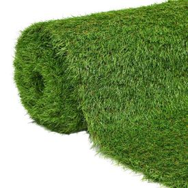 Gazon artificial 1,5 x 10 m/40 mm, verde