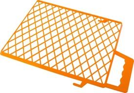 Gratar din plastic pentru trafalet (220*260 mm)