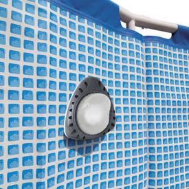 Intex Lampă magnetică pentru perete piscină cu LED, 28698