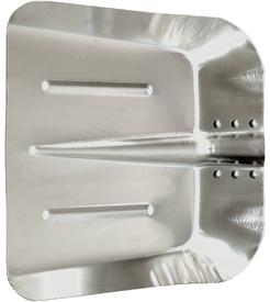 Lopata Patrata din Aluminiu pt Zapada / L[mm]: 350; B[mm]: 340; G[mm]: 1.5