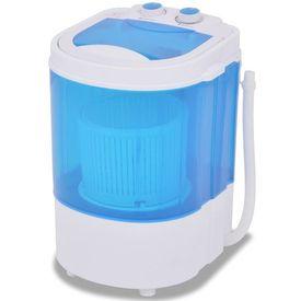 Mașină de spălat mini, cuvă simplă, 2,6 kg