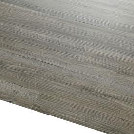 [neu.haus]® Parchet laminat design vinilin-PVC – dusumea adeziva - 7 db = 0,975 qm Stejar gri finlandez, mat