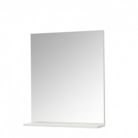 Oglinda baie GN0551 - 60 cm, alb
