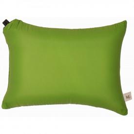 Perna gonflabila Fox Outdoor, verde, 35 x 25 x 10 cm, 80 grame