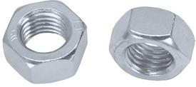 Piulita Zincata Gr. 8 DIN 934 M12 - 650445