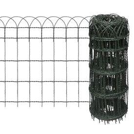 Plasă gard decorativă 25 x 0,65 m