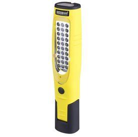 Powerhand Lampă de lucru micro-USB, Li-ion, galben, SIN-100.1026-Y