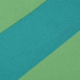 Prelată pentru balcon, material Oxford, 90x600 cm, dungi verzi