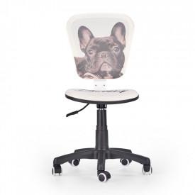 Scaun birou copii mesh HM Flyer Bulldog