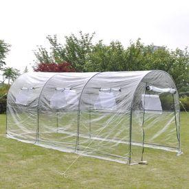 Seră mare portabilă de exterior, pentru grădinărit