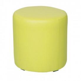 Taburet piele ecologica verde GL TOP 45