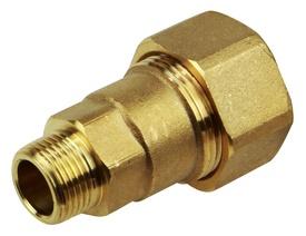 Mufa Rapida Bronz (Teava Metal) 1/2 inch - 667079