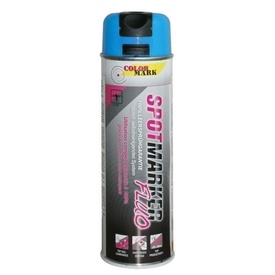 COLORMARK Spray marcaj Spotmarker albastru fluorescent - 500ml cod 201523