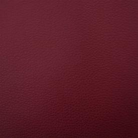 Bancă, roșu vin, 139,5 cm, piele ecologică