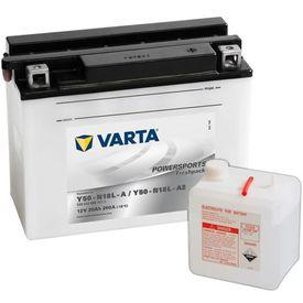 Baterie Varta pentru motocicletă Powersports Freshpack Y50-N18L-A/A2