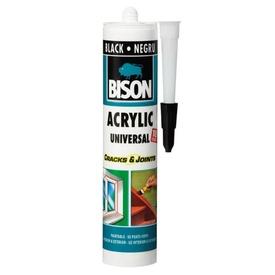 BISON Acrylic negru 300ml