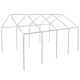 Cadru pentru marchiză, 8x4 m, oțel