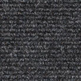 Covorașe autocolante scări, 15 buc, 54 x 16 x 4 cm, gri deschis