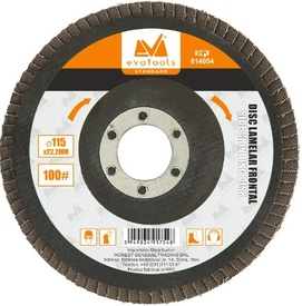 Disc Lamelar Frontal 115x40mm - 614098
