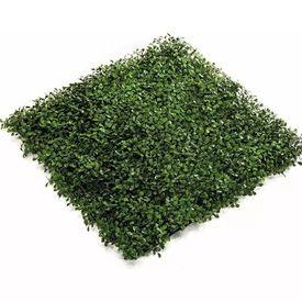 Emerald Covor cimișir, iarbă artificială, 4 buc, Verde 50x50 cm 417980