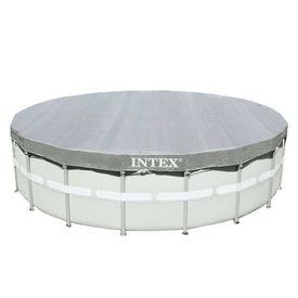 Intex Prelată piscină Deluxe, 549 cm, rotund, 28041