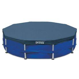 Intex Prelată solară piscină, 457 cm, rotund, 28032
