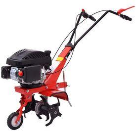 Motocultivator 5 CP 2,8 kW, roșu