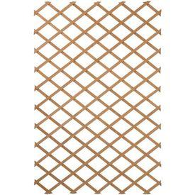 Nature Spalier, maro, 100 x 300 cm, lemn FSC