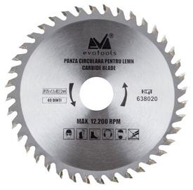 Panza Circulara pt Lemn (Vidia) 165x2.2x20mm - 638009