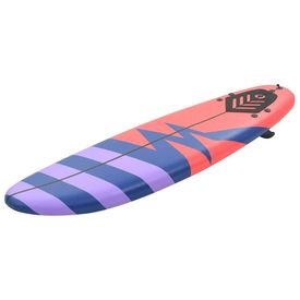 Placă de surf, 170 cm, model dungi