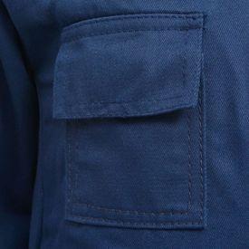 Salopetă pentru copii, mărime 98/104, albastru