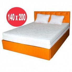 Saltea Ulise Standard Spring Comfort 140x200 plus 2 perne microfibra 50x70