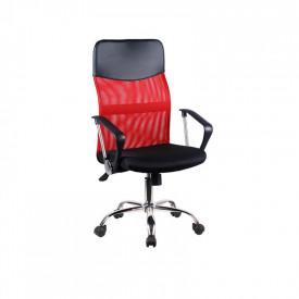 Scaun birou, roşu/negru, GL TC3-973M 2