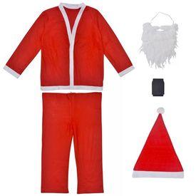 Set Costum Moș Crăciun