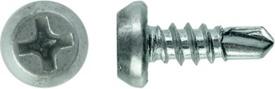 Surub Autoforant cu Cap Bombat Cruciform 3.5x9.5 - 650141
