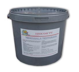 Tencuiala structurata siliconica IZOCOR TT, 25 kg
