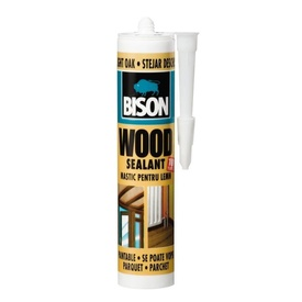 Wood Sealant mastic pentru lemn stejar deschis 300ml 6303173