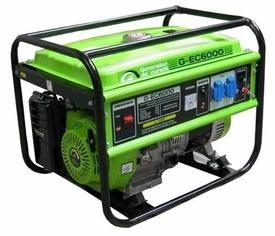Generator de curent portabil monofazat 4.3 kw GREENFIELD-G-EC6000